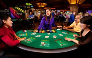 Standards on gambling establishment