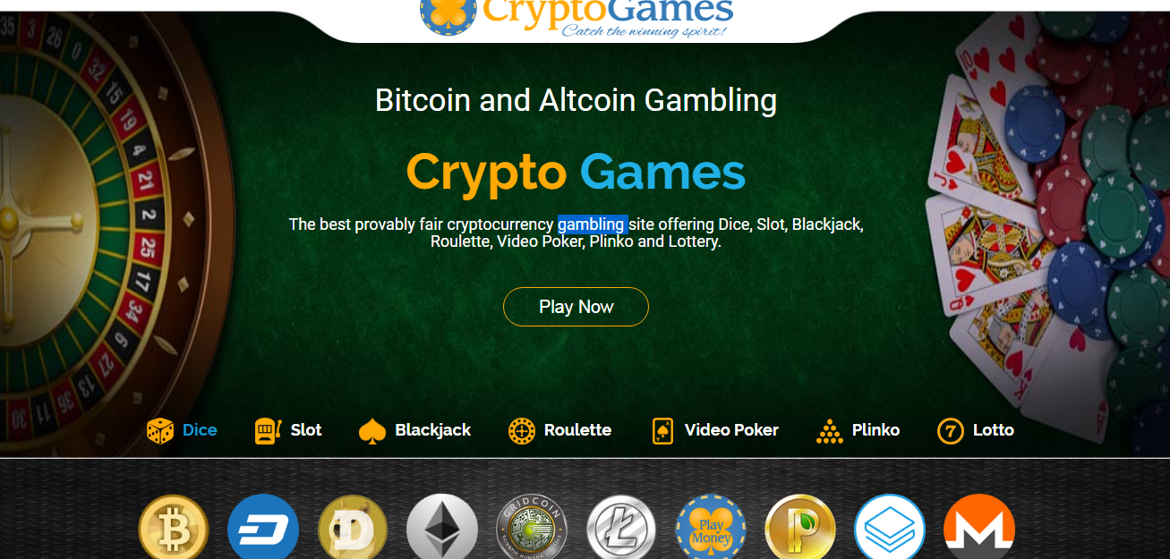 WHICH CRYPTOCURRENCY IS BEST FOR CASINO USE?